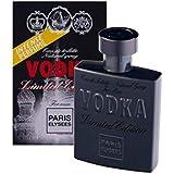 Vodka Limited Edition Masculino Paris Elysees Edt 100ml