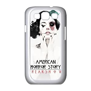 American Horror Story Unique Design Cover Case with Hard Shell Protection for Samsung Galaxy S3 I9300 Case lxa#913928