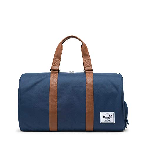 b268c10528d0 Herschel Novel Duffel Bag-Navy - Buy Online in KSA. Generic products in Saudi  Arabia. See Prices