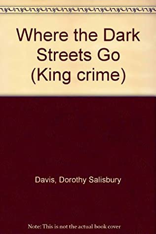 book cover of Where the Dark Streets Go