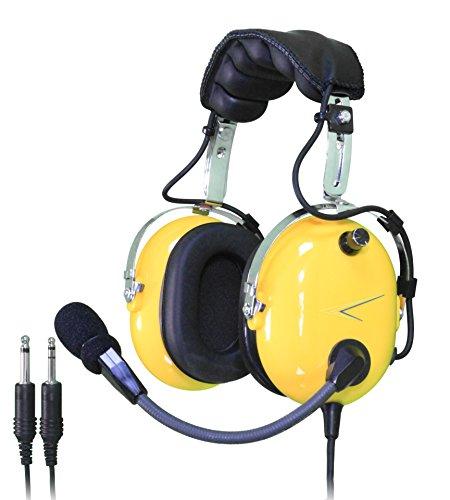 C20 COBRA Aviation Headset (Yellow)\
