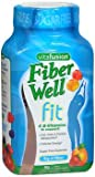 Vitafusion Fiber Well Fit Sugar Free Gummies – 90 ct, Pack of 2 Review