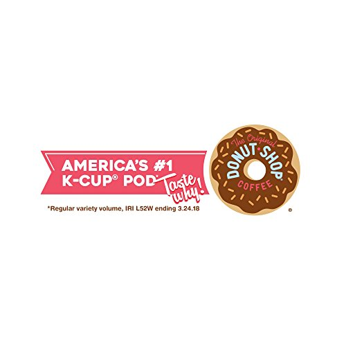 Large Product Image of The Original Donut Shop Keurig Single-Serve K-Cup Pods, Regular Medium Roast Coffee, 72 Count