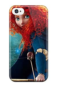 shameeza jamaludeen's Shop Best Brave 43 Fashion Tpu 4/4s Case Cover For Iphone 4624875K79868658