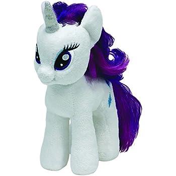 d5bca8e26d9 Amazon.com  Ty Beanies My Little Pony Rarity 16