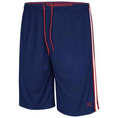 Colosseum Athletic Basketball Shorts (Navy) - XL Colosseum Basketball Shorts