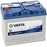 Varta 5704130633132 Starterbatterie in Spezial Transportverpackung und Auslaufschutz Stopfen