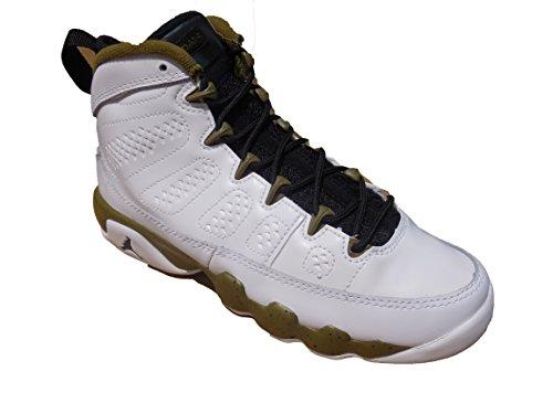 ced2d732053c Air Jordan 9 Retro Bg Big Kids Style  302359-109 Size  4 - Buy Online in  Oman.