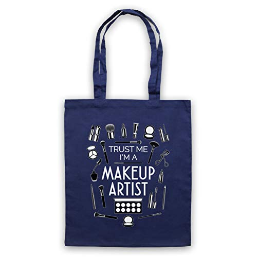 amp; Trust Makeup Azul My Me Artist I'm Funny A Work Bolso Marino Art Mua Icon Slogan Clothing ISwwHBEq