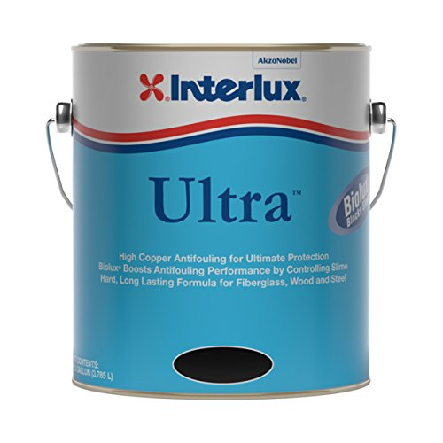 (Interlux Y3779F/1 Ultra with Biolux Antifouling Paint (Black) )