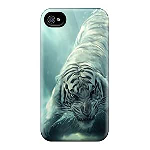 Fashion Protective Tiger Cases Covers For Iphone 6