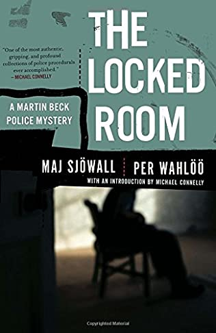 book cover of The Locked Room