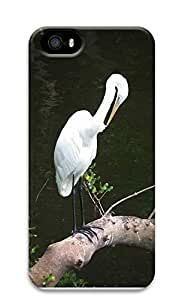 Case For Sam Sung Galaxy S5 Cover Egret animals 3D Custom Case For Sam Sung Galaxy S5 Cover