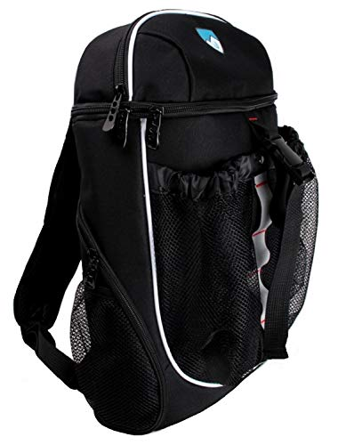 Hard Work Sports Basketball Backpack with Ball Compartment by Hard Work Sports (Image #2)