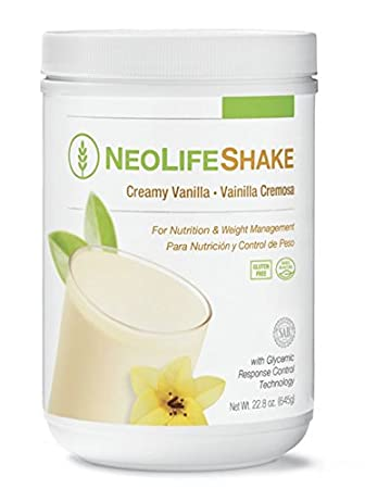 NeoLife Shake Our Delicious and Convenient NeoLifeShake Helps Satisfy Hunger While Giving You...