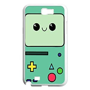 Beemo Adventure Time Customized Cover Case for Samsung Galaxy Note 2 N7100,custom phone case ygtg588222 hjbrhga1544