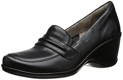 Mocassino Slip-on Da Donna Con Inserto Nero
