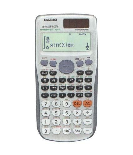 Casio FX-991ES Plus Scientific Calculator Fx 991 Es - New & Sealed ship to world wide by Casio