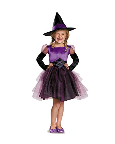[Disguise 83982S Witch Toddler Tutu Costume, Small (2T)] (Original Toddler Halloween Costumes)