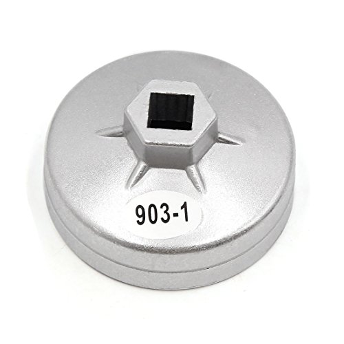 Rannb 903-1 Cartridge Style Oil Filter Wrench 75mm Inner Dia 15 Flute (Model 903-1)