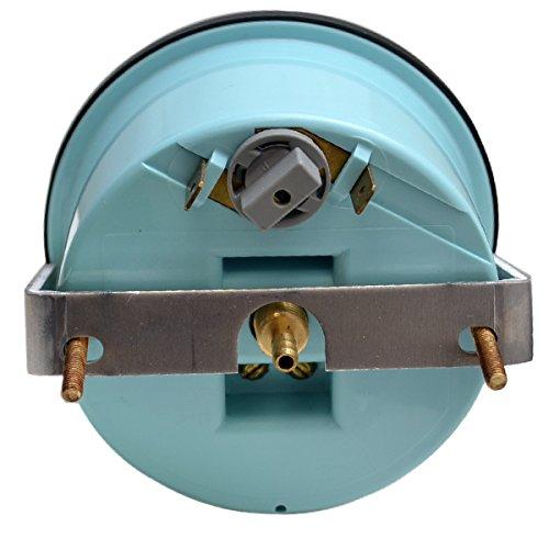 Teleflex Boat Speedometer Gauge 57899T   Amega Series 80 MPH 3 1/4 Inch