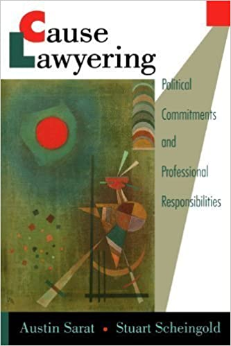 Book Cause Lawyering: Political Commitments and Professional Responsibilities (Oxford Socio-Legal Studies) (1998-01-08)