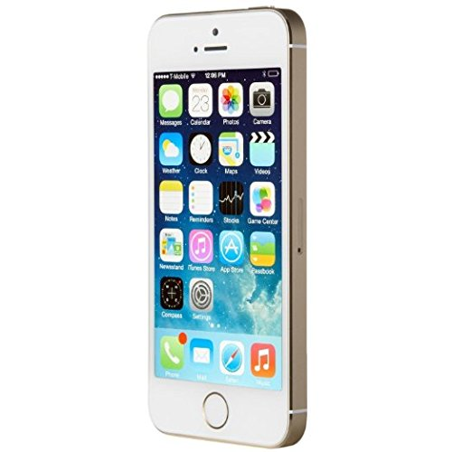 Apple iPhone 5s 32GB GSM Unlocked, Gold (Certified Refurbished)