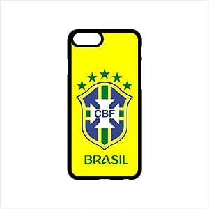 Fmstyles - iPhone 7 Plus Mobile Case - Brasil Football team Fan 2018