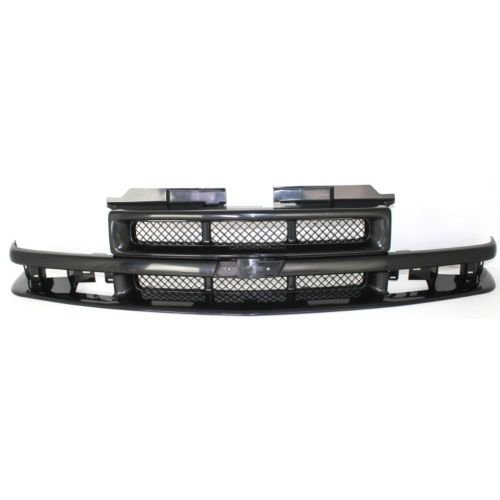 Perfect Fit Group 6955 - S10 Pickup / Blazer Grille, for sale  Delivered anywhere in USA