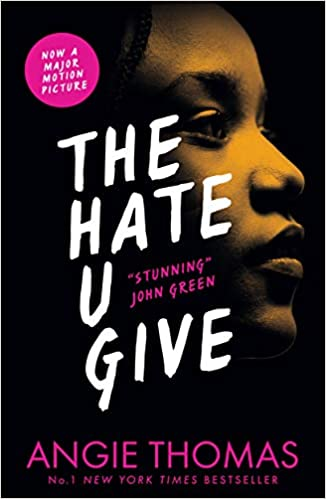 Image result for the hate u give uk cover