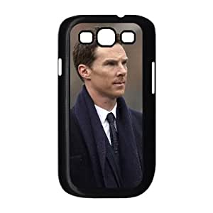 Benedict Cumberbatch Samsung Galaxy S3 9 Cell Phone Case Black VC162120