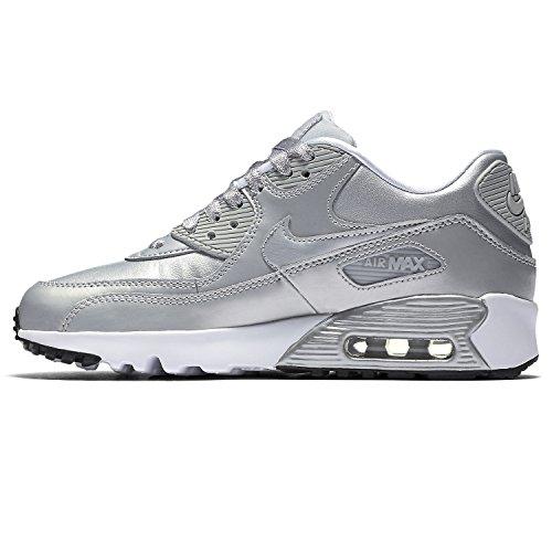 Nike Damen 859633-003 Turnschuhe Grau