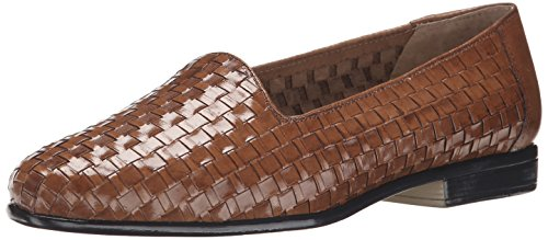 Liz M Brown 12 Pewter Women's Loafer Trotters UwP4TxX5qq
