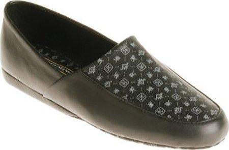 Pantofole Da Uomo Stacy Adams Nero