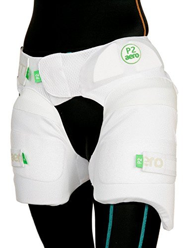 Aero 2015 P2 Strippers V7 - Lower Body Protector (Small Right Hand) by Aero Cricket by AERO CRICKET