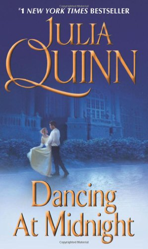 Book cover for Dancing at Midnight