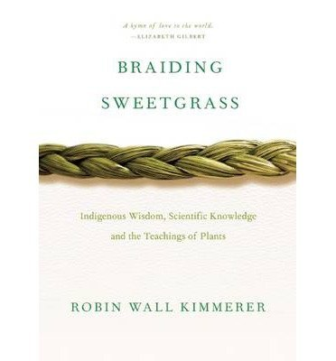 BY Kimmerer, Robin Wall ( Author ) [{ Braiding Sweetgrass By Kimmerer, Robin Wall ( Author ) Sep - 01- 2014 ( Paperback ) } ]
