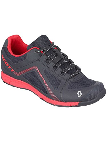 Scott Metrix Ladies Leisure Trekking bike Shoes black/red 2016 Black / Red z5hylfKa6U