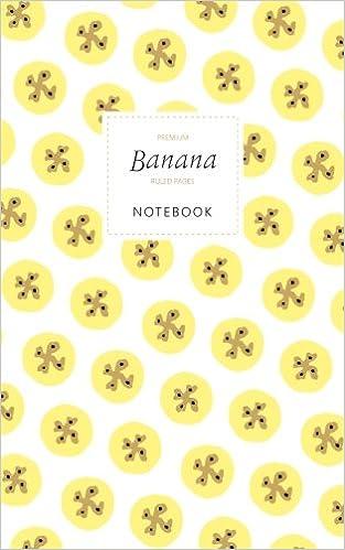 Banana Lined Notebook