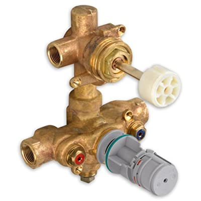 American Standard R523 Dual-Function Thermostatic Rough In Valve With Integrated,