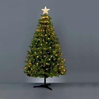 160 led multi action tree net light warm white - Christmas Tree Net Lights