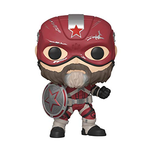 Pop! Marvel Black Widow – Red Guardian