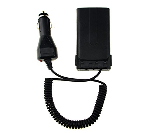Bigstone 12V Kenwood Car Charger Eliminator Adaptor for TK3107 TK378 TK378G K278 K388 Radio