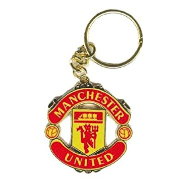 Manchester United FC - Official Keyring