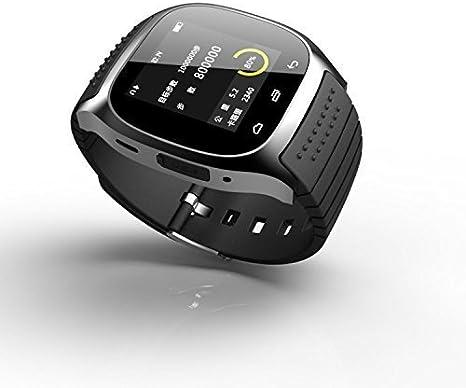 rwatch SmartWatch portátil m26, control de medios de comunicación ...