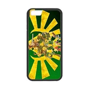 iPhone 6 Plus Screen 5.5 Inch Phone Cases Black The Legend of Zelda LSER5512337