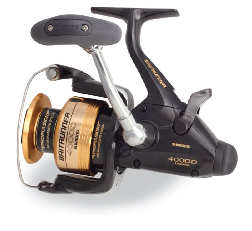 SHIMANO BAITRUNNER 4000 Spin Reel – Frt. Drag, Outdoor Stuffs