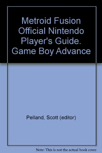Metroid Fusion Official Player's Guide Fusion Media Player