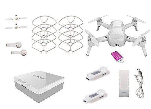 Yuneec-Breeze-4k-With-Extra-Props-Prop-Guards-Landing-Gear-and-FREE-USB-Reader