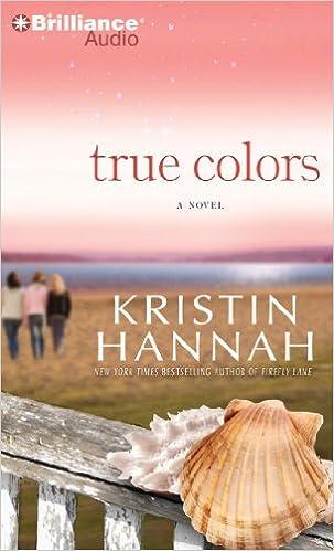 true colors kristin hannah sandra burr 9781455802654 amazoncom books - True Colors Book